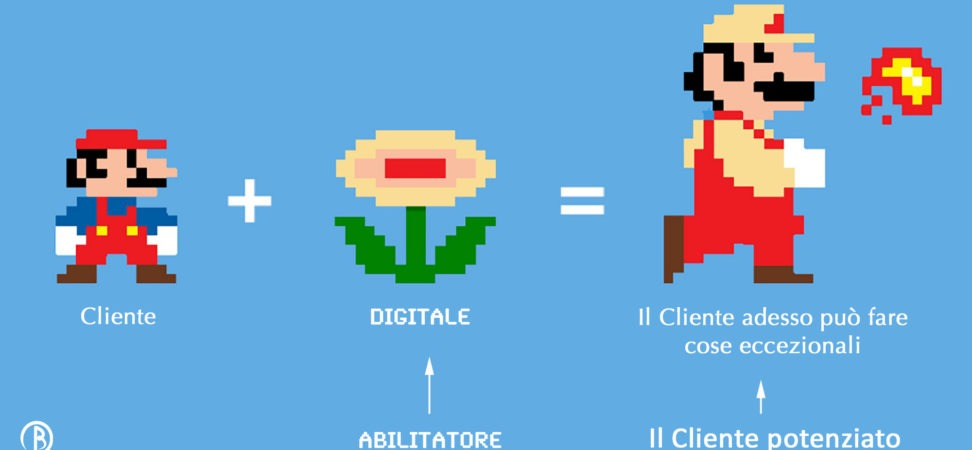 Il digitale è un abilitatore invisibile