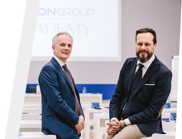 Antonio Rapa e Alessandro Tonelli